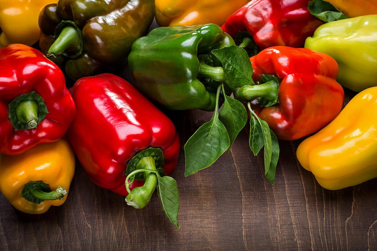Оформить декларацию о соответствии на пищевую продукцию - перец