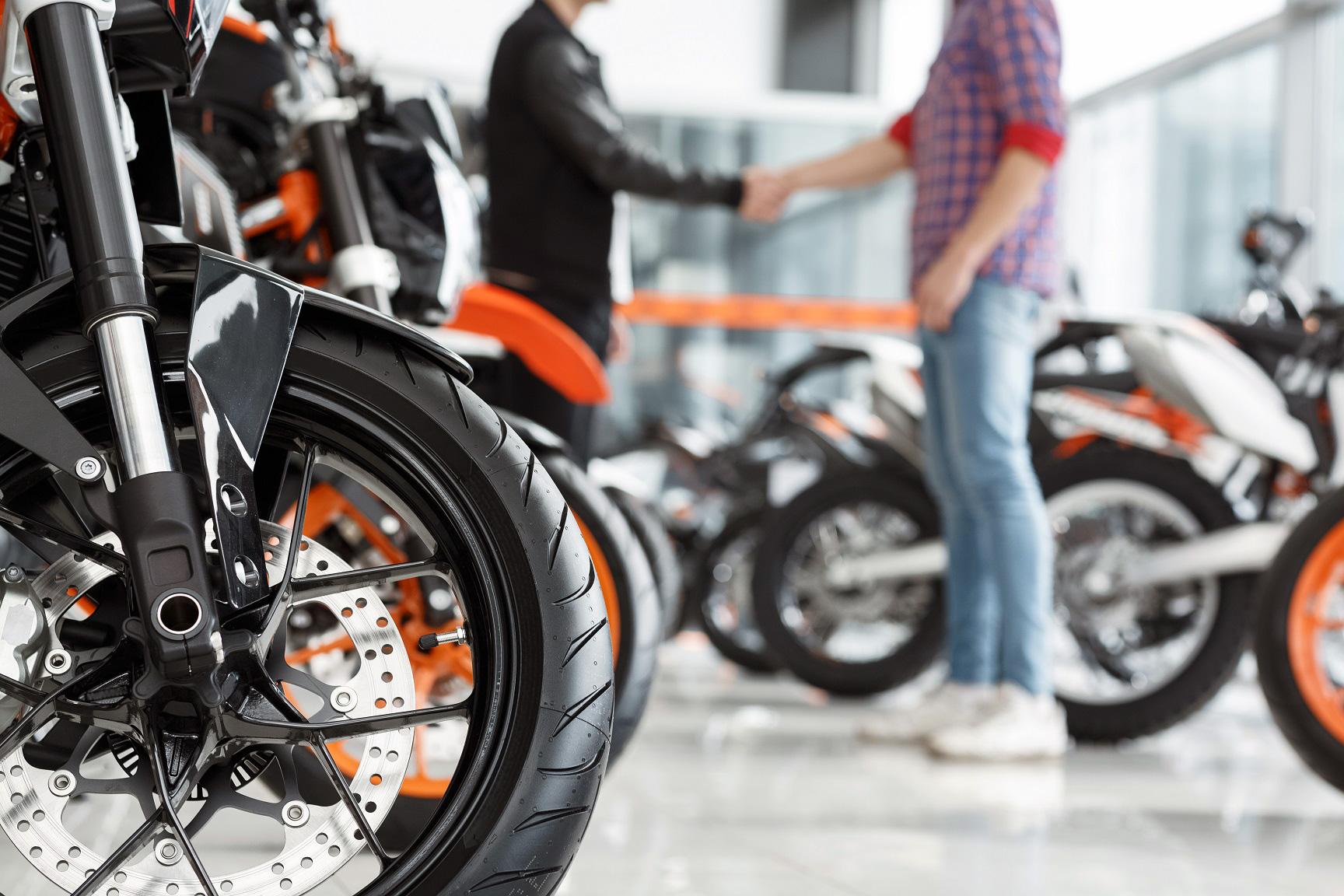 Таможенное оформление мотоцикла 2020